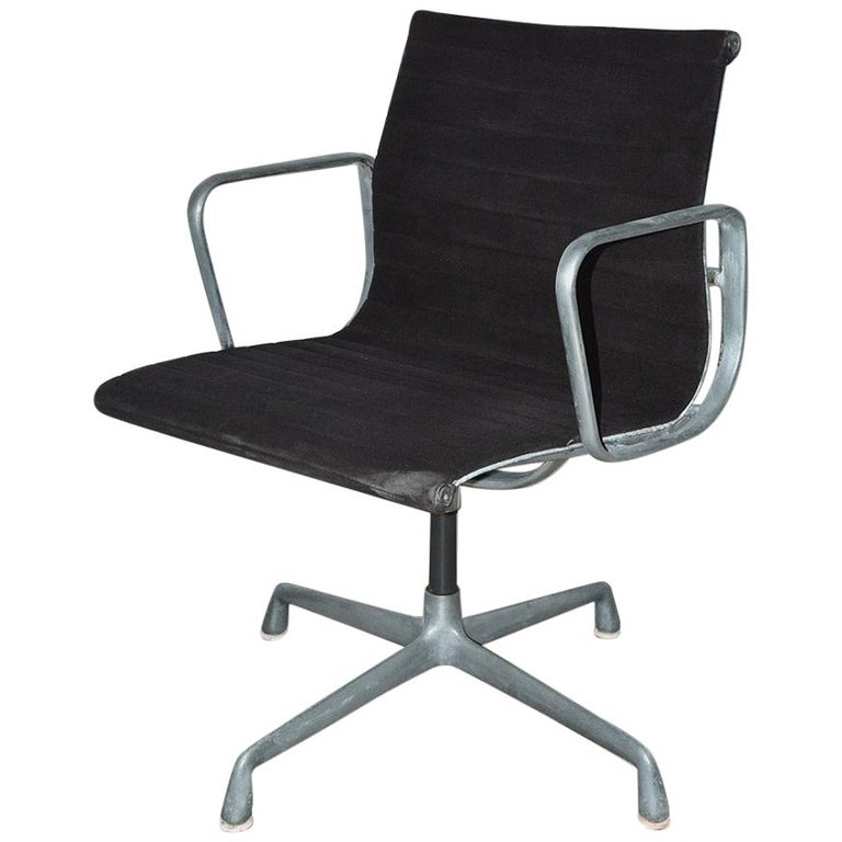 Herman Miller Aluminum Group Office Armchair For Sale