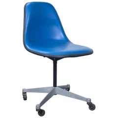 Herman Miller Blue Desk Chair