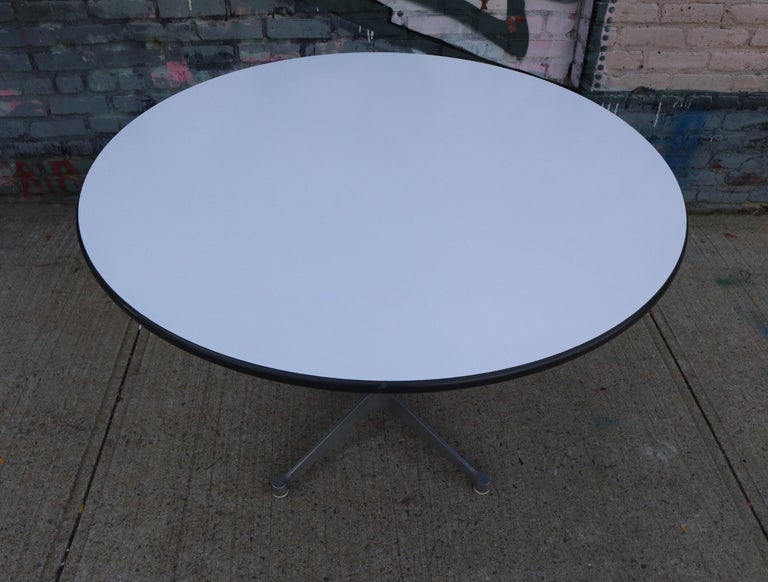 Herman Miller Eames Dining Table For Sale 9