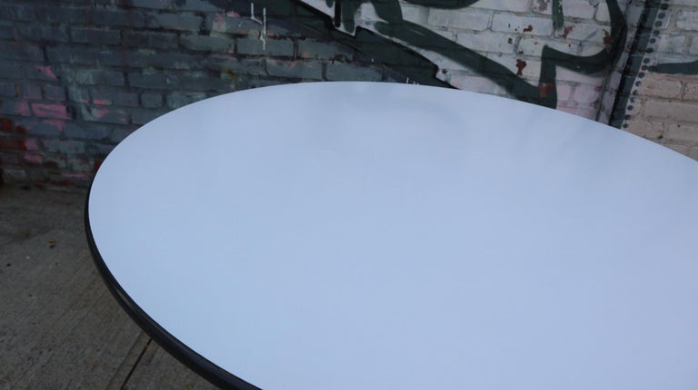 20th Century Herman Miller Eames Dining Table For Sale