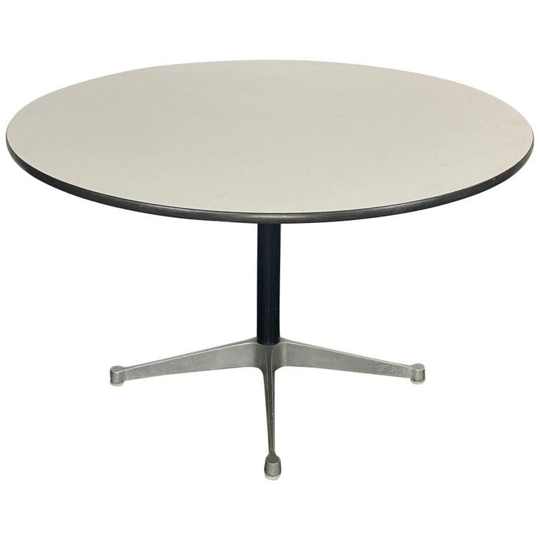 Herman Miller Eames Dining Table For, Herman Miller Dining Room Set