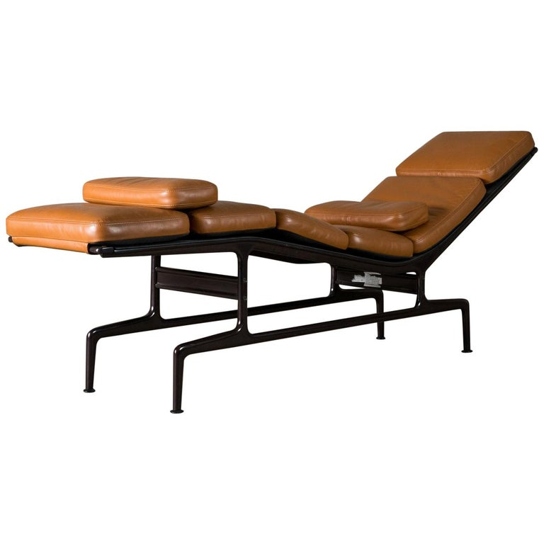 Herman Miller Eames Chaise Lounge For Sale