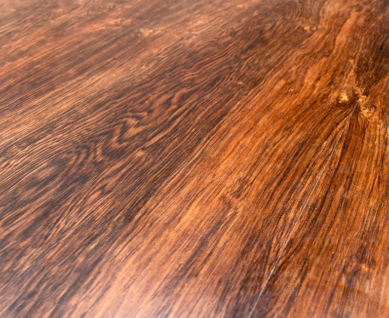American Herman Miller Eames Conference or Dining Table in Brazilian Rosewood For Sale