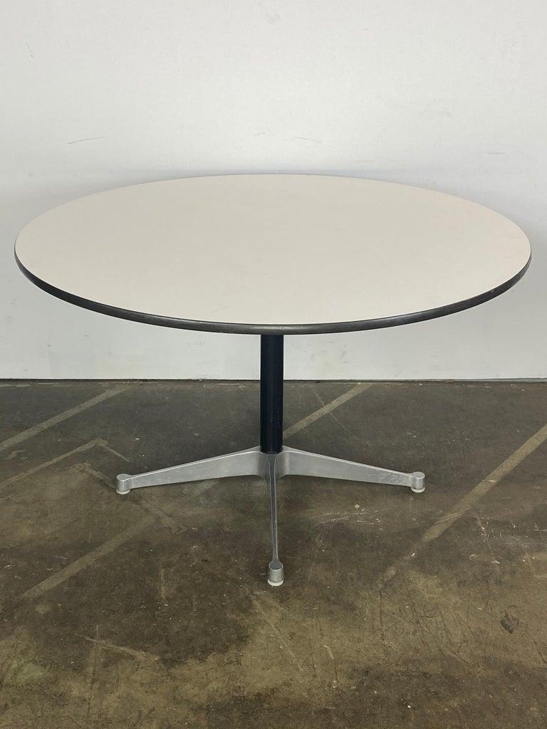 Herman Miller Eames Dining Set For Sale 5