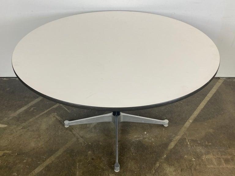 Herman Miller Eames Dining Set For Sale 8