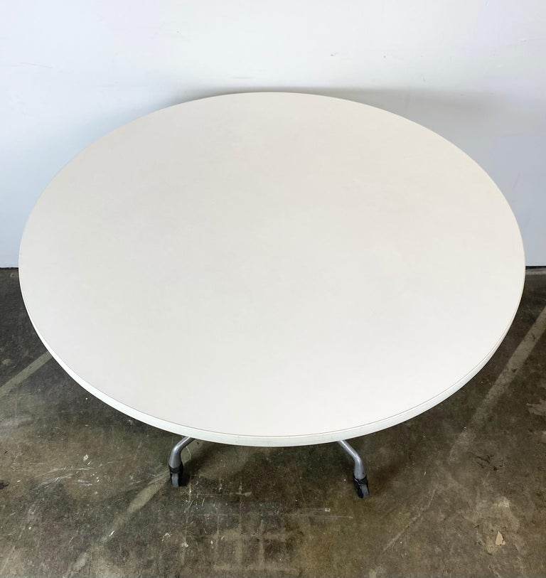 Herman Miller Eames Dining Table For Sale 1