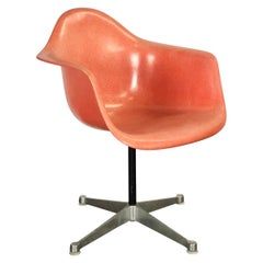 Herman Miller Eames Model PSC Fiberglass Swivel Office Desk Chair