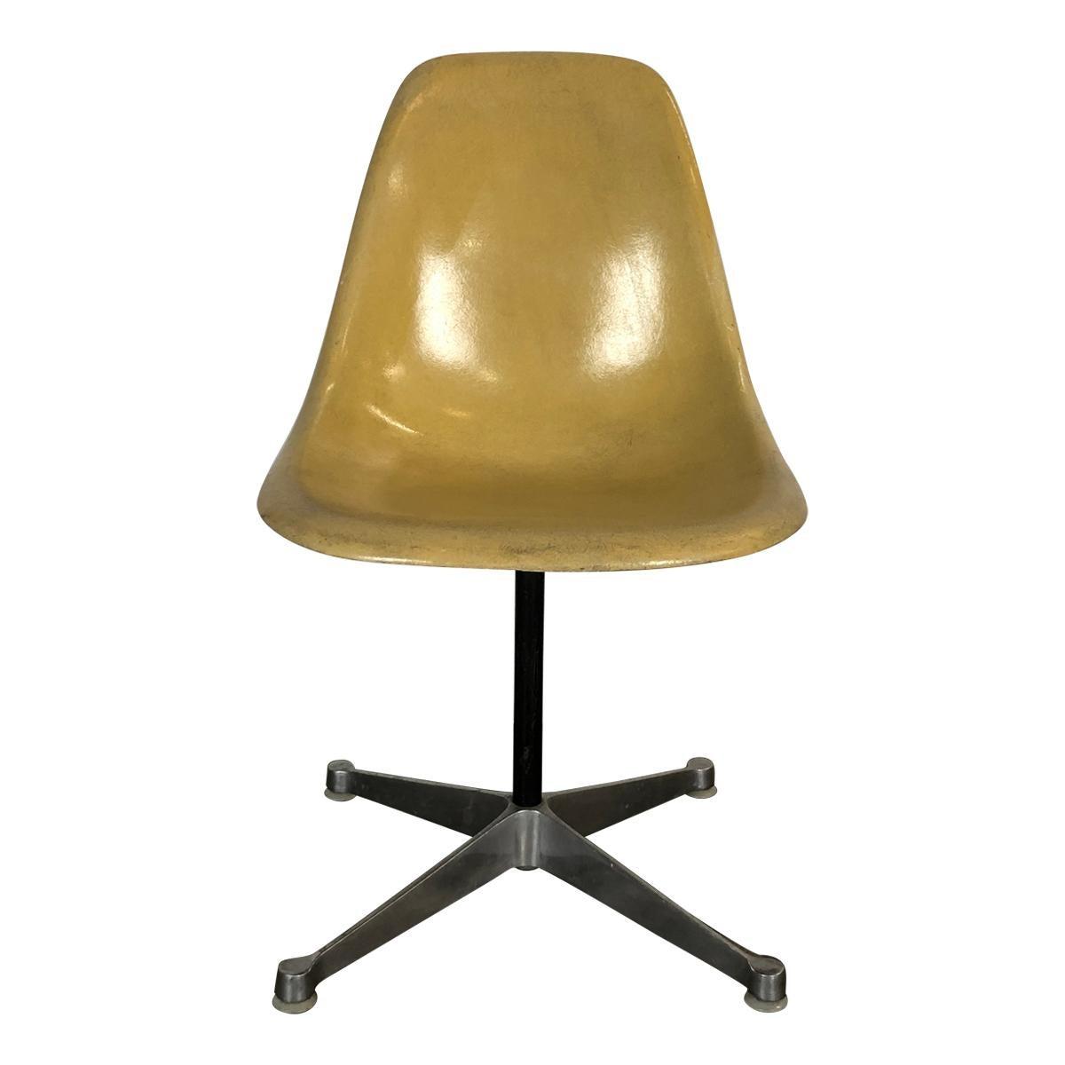 Herman Miller Eames Swivel Desk Chair for Home Office