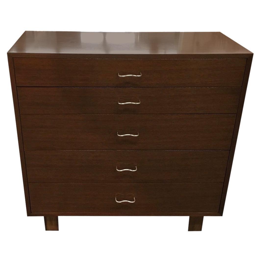 Herman Miller George Nelson Designed Dresser Chest Drawers Mid-Century Modern