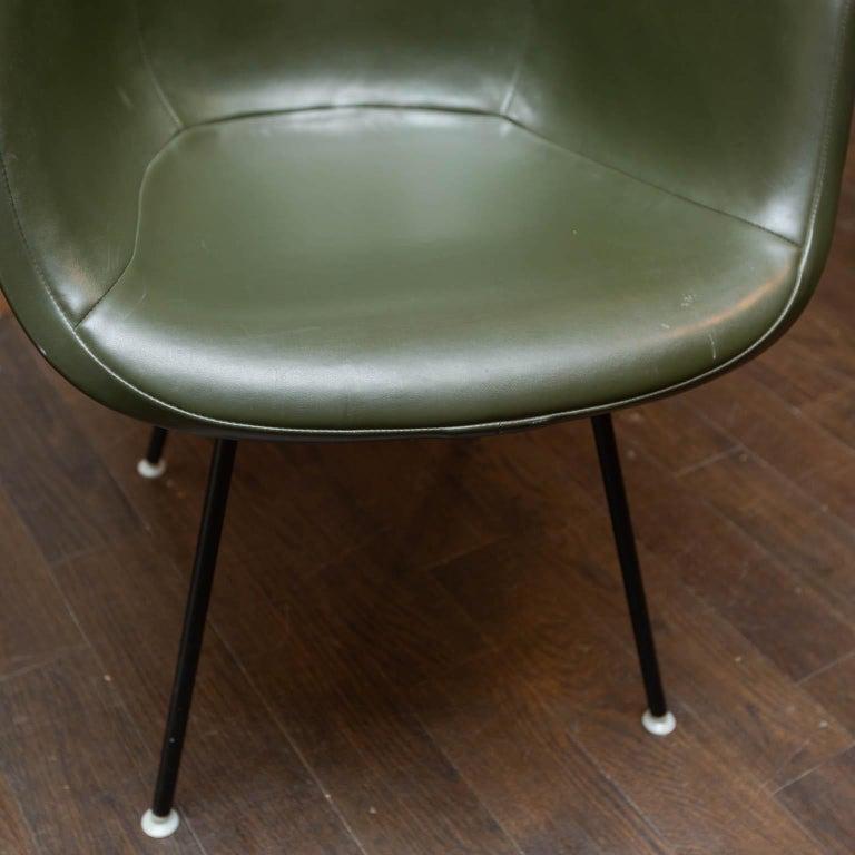 Fiberglass Herman Miller Shell Chair For Sale