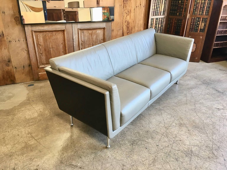 Herman Miller Sofa by Mark Goetz For Sale 3