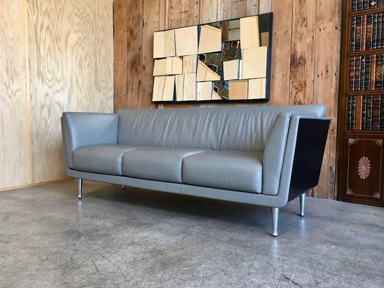 Herman Miller Sofa by Mark Goetz For Sale 10