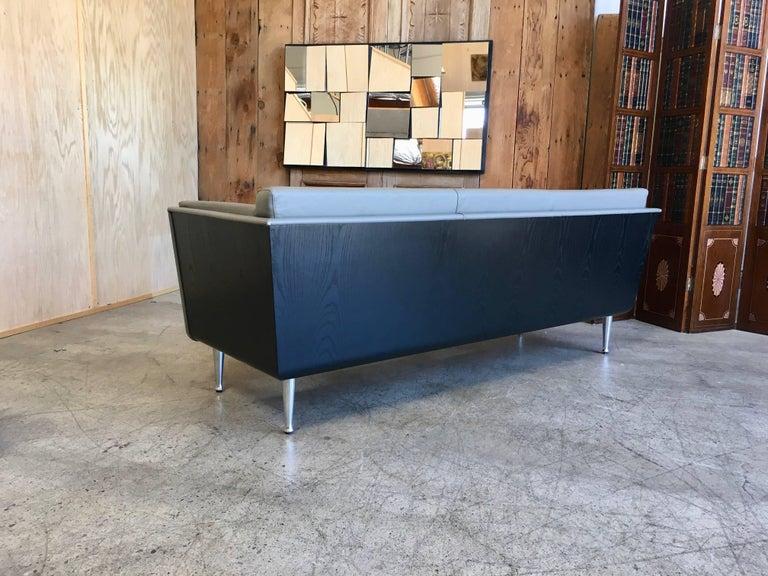 Modern Herman Miller Sofa by Mark Goetz For Sale