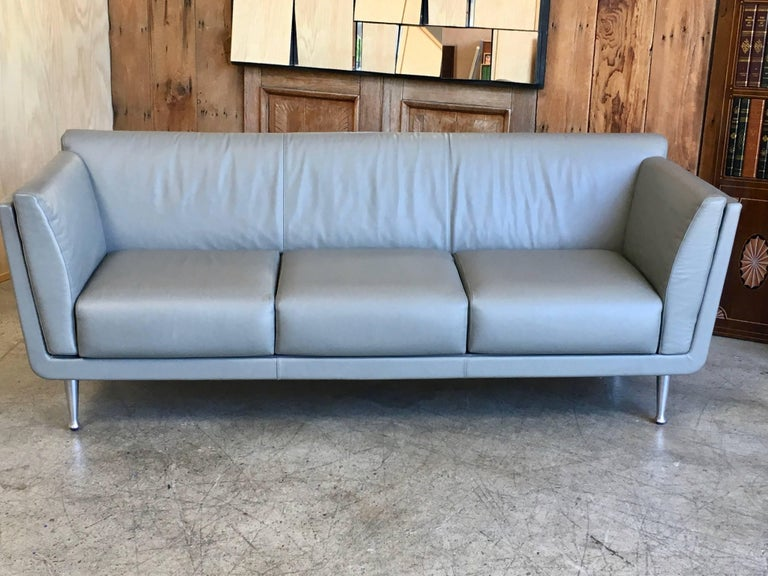 Contemporary Herman Miller Sofa by Mark Goetz For Sale