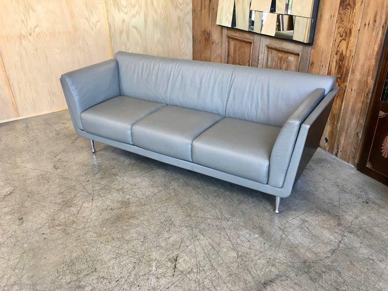 Herman Miller Sofa by Mark Goetz For Sale 2