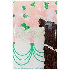Herman Miller Summer Picnic Chocolate Cake Poster by Stephen Frykholm