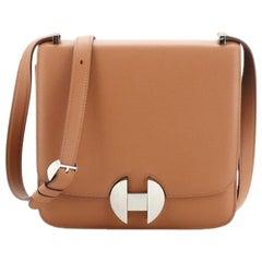 Hermes 2002 Shoulder Bag Evercolor 20