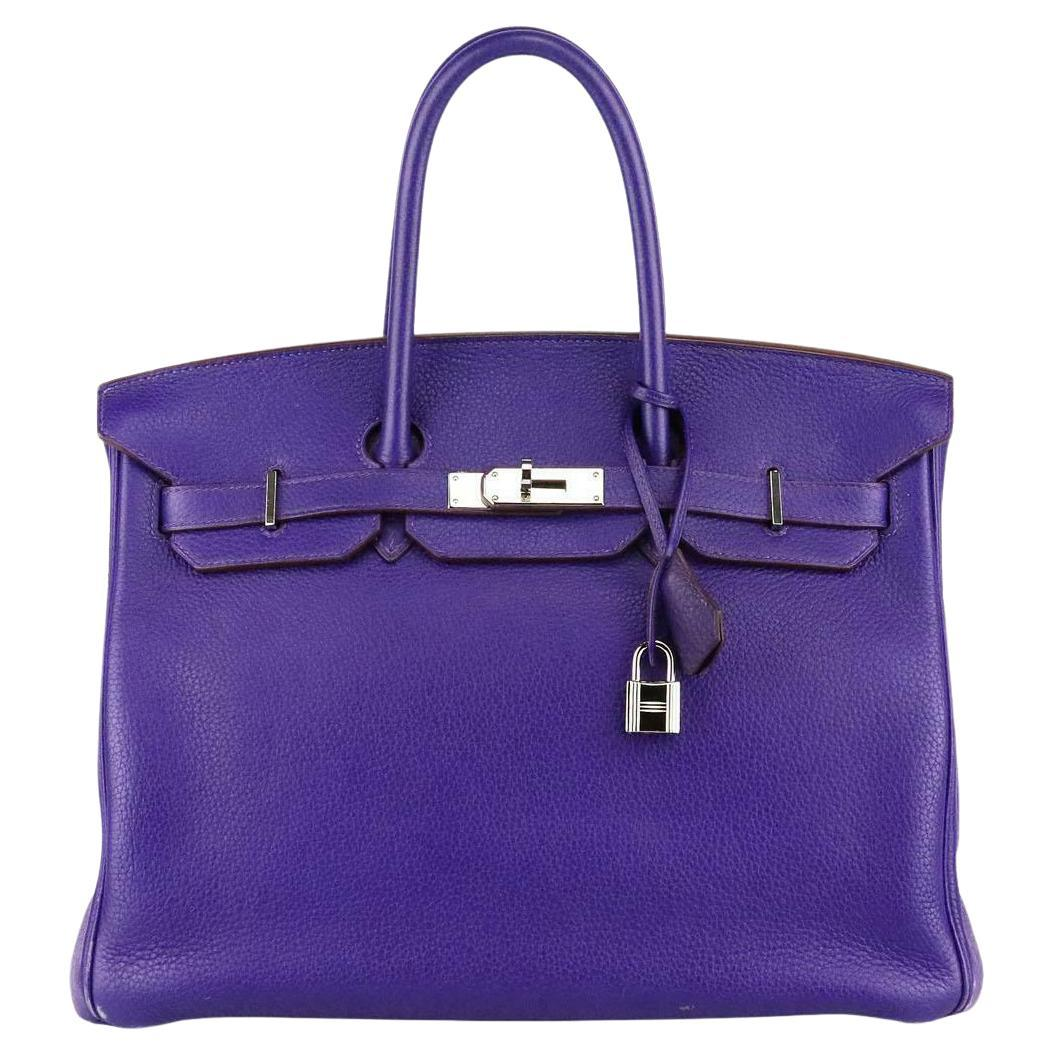 Hermès 2010 Birkin 30cm Togo Leather Bag