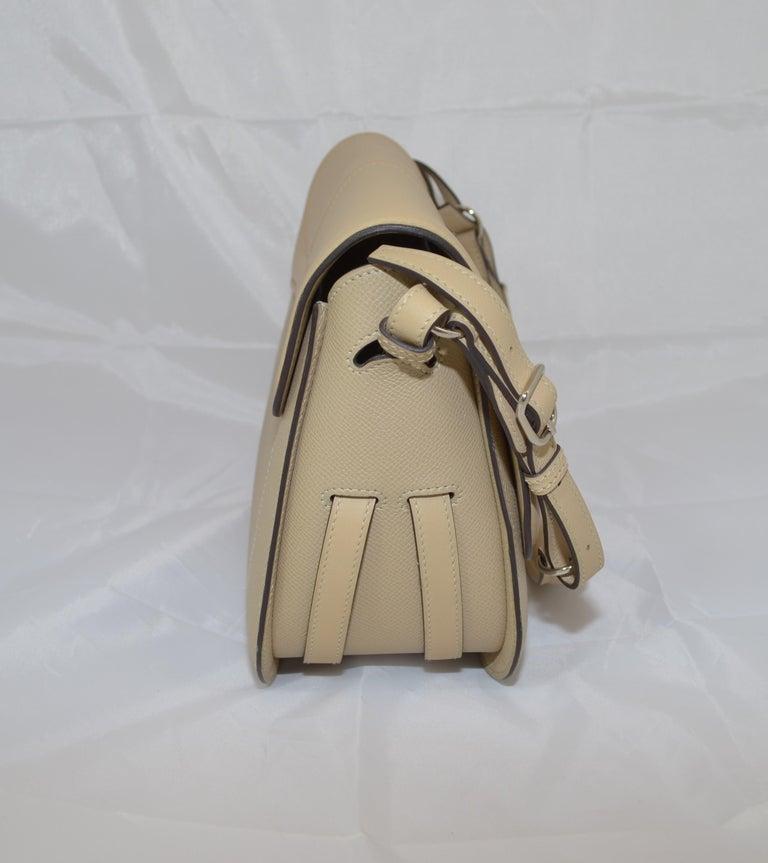 Hermes 2016 Harnais Khaki Shoulder Bag For Sale 1