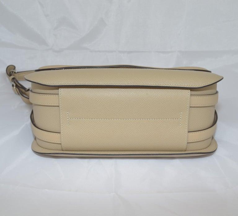 Hermes 2016 Harnais Khaki Shoulder Bag For Sale 3