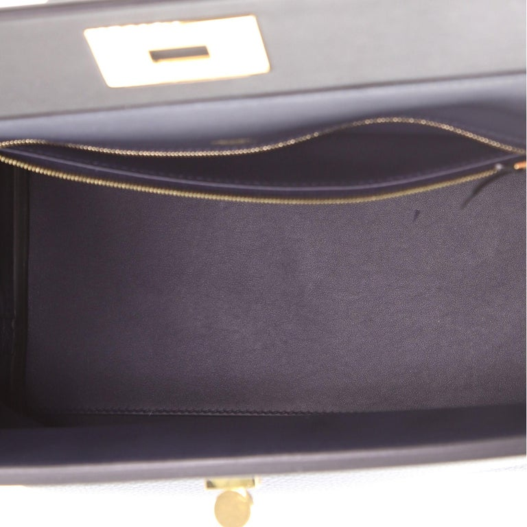 Hermes 24/24 Bag Togo with Swift 35 For Sale 2