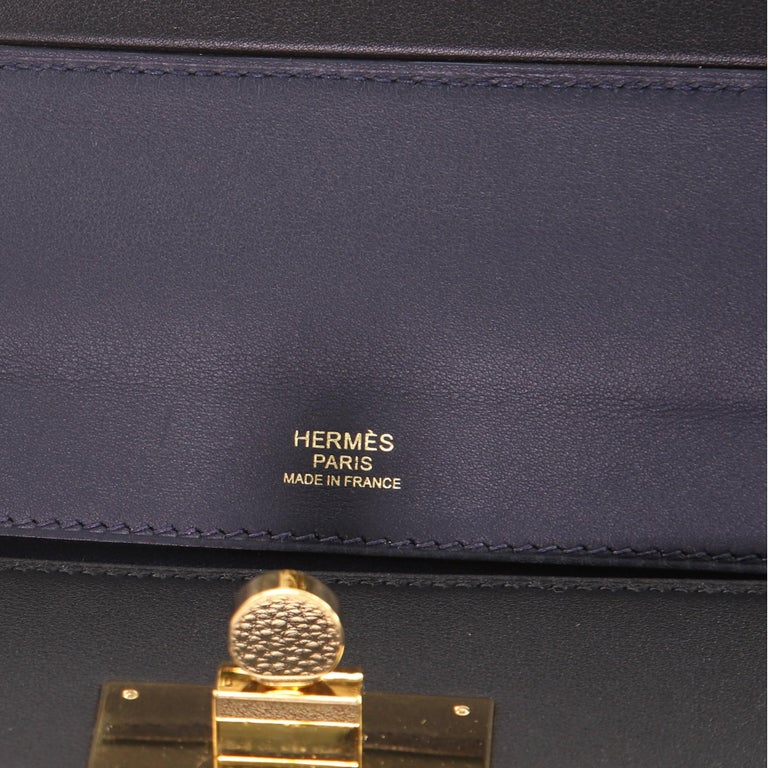 Hermes 24/24 Bag Togo with Swift 35 For Sale 3