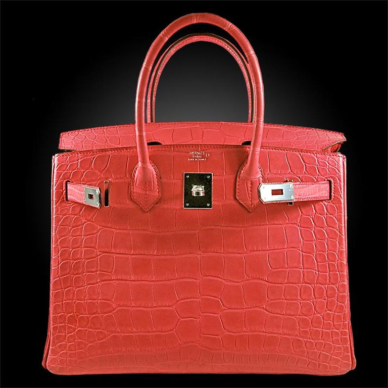 he Hermés Birkin bag embodies the quintessence of style and luxury due to its impeccable design, craftsmanship, and significance. Being that it is the most iconic and desired piece from the Hermés handbag collection, its value can only