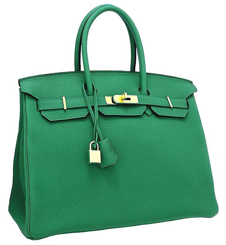 Women's or Men's Hérmes 30cm Veau Epsom Birkin Bag For Sale