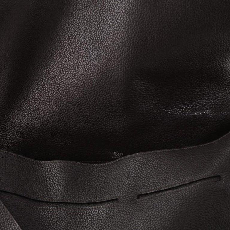Hermes Alfred Messenger Bag Clemence 35 For Sale 6
