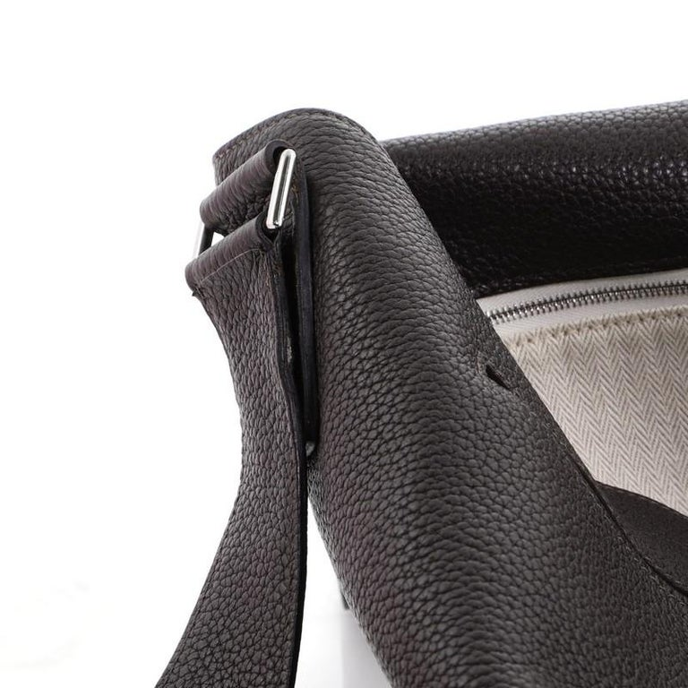Hermes Alfred Messenger Bag Clemence 35 For Sale 7
