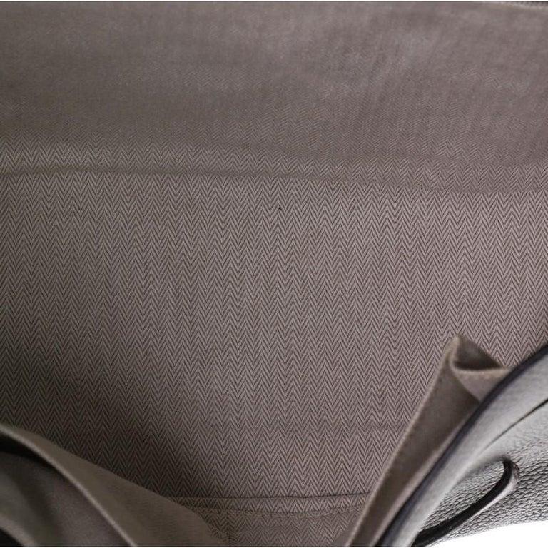Hermes Alfred Messenger Bag Clemence 35 For Sale 1