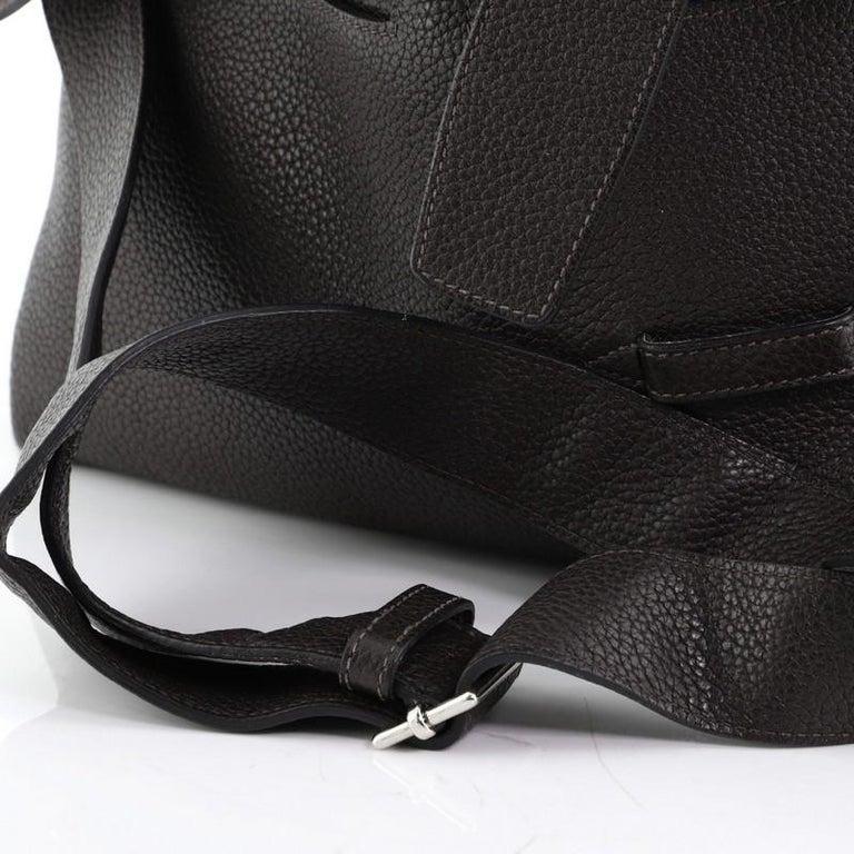 Hermes Alfred Messenger Bag Clemence 35 For Sale 5