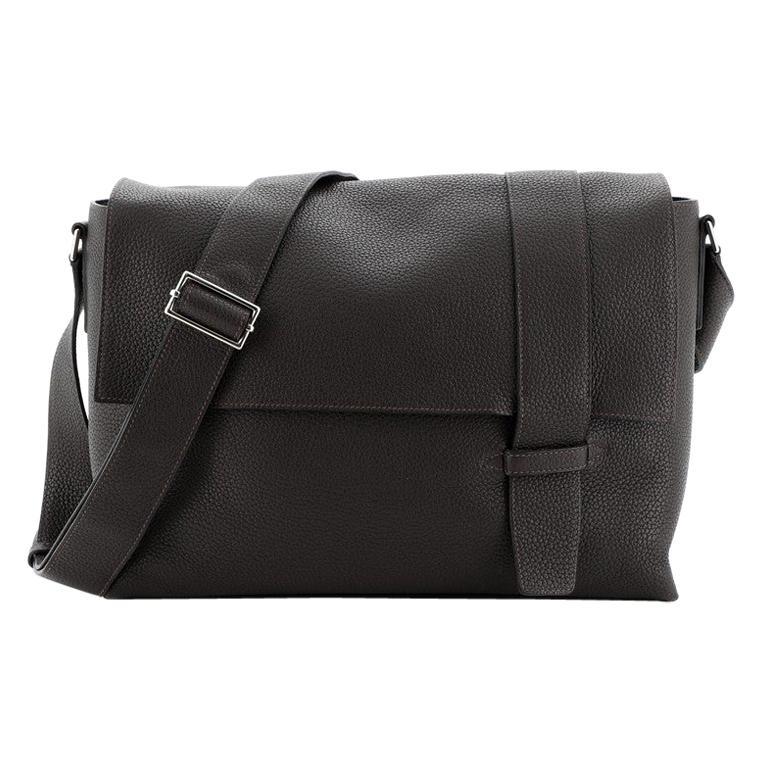 Hermes Alfred Messenger Bag Clemence 35 For Sale