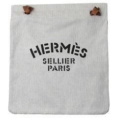 Hermes Aline Bag Craie Gold