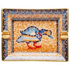 Hermès Ashtray, Duck
