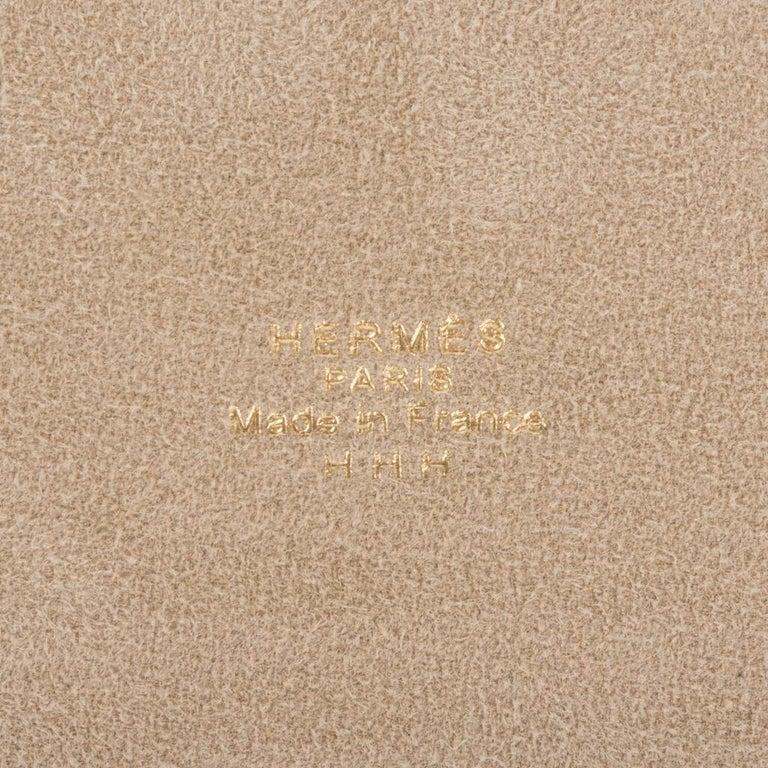 Hermes Ashtray Les Jardins D'Armenie Ashtray Bleu / Or Porcelain New w/ Box 6