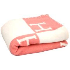 Hermes Avalon Baby Blanket