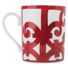Hermes Balcon Du Guadalquivir Porcelain Set of 2