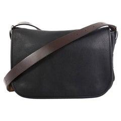 Hermes Barda Messenger Bag Clemence 30
