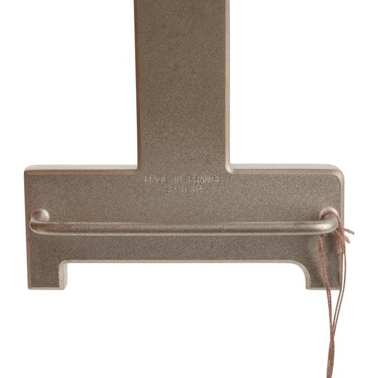 Hermes Belt Constance 42mm Rouge De Coeur and Rose Jaipur Brushed Palladium 95  For Sale 1