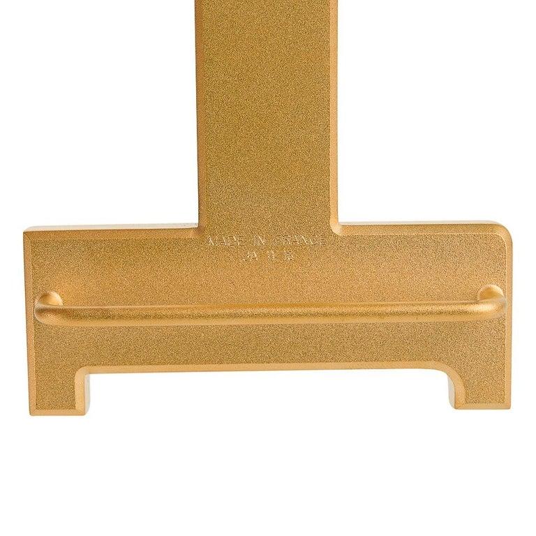 Hermes Belt H Constance 42mm Reversible Etain / Black Brushed Gold Buckle 90 For Sale 4