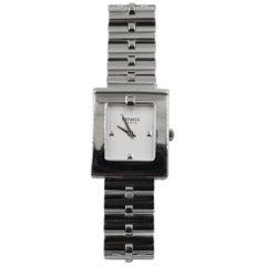 Hermès Belt watch with the steel bracelet