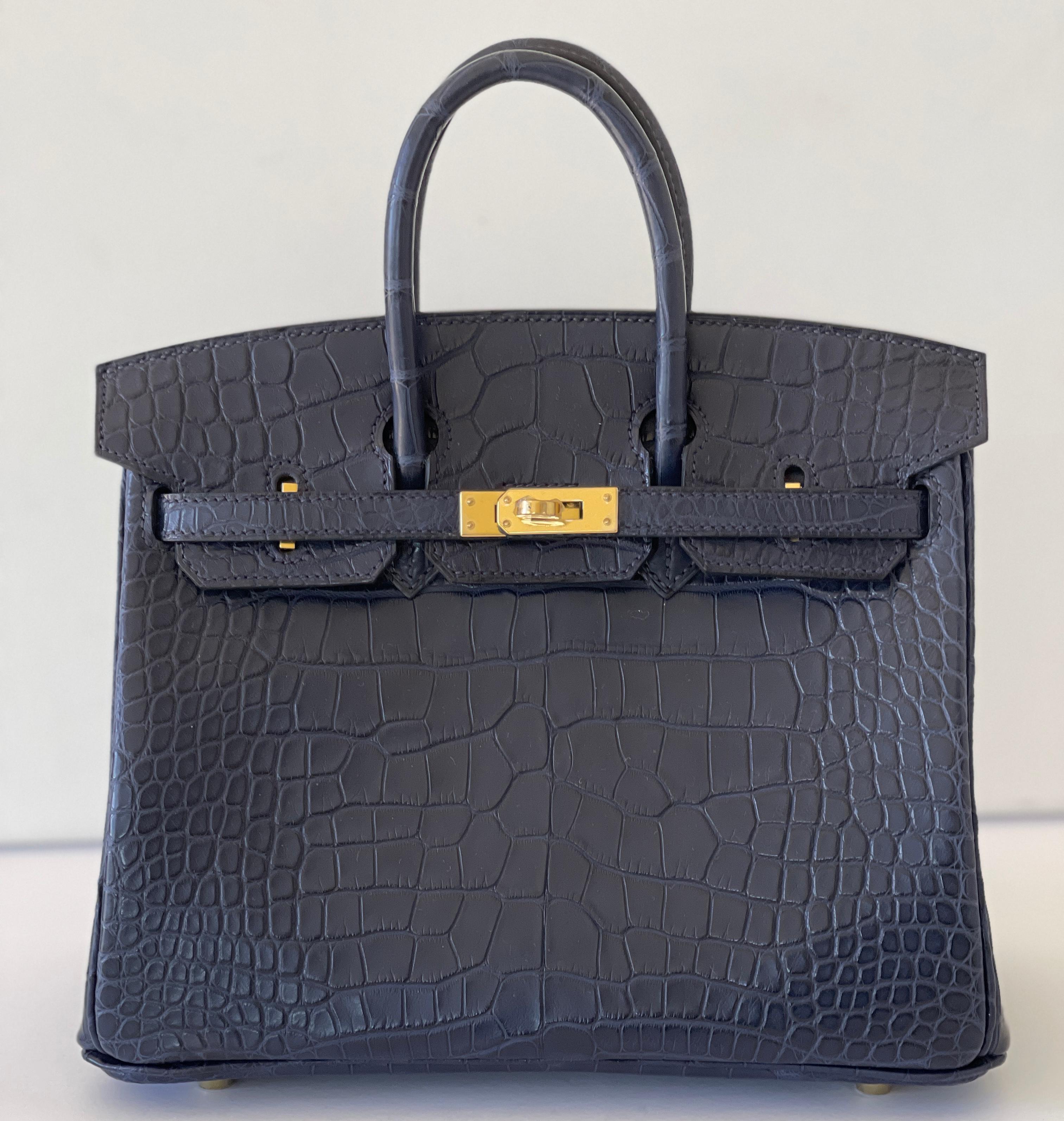 Indigo Fro Bag