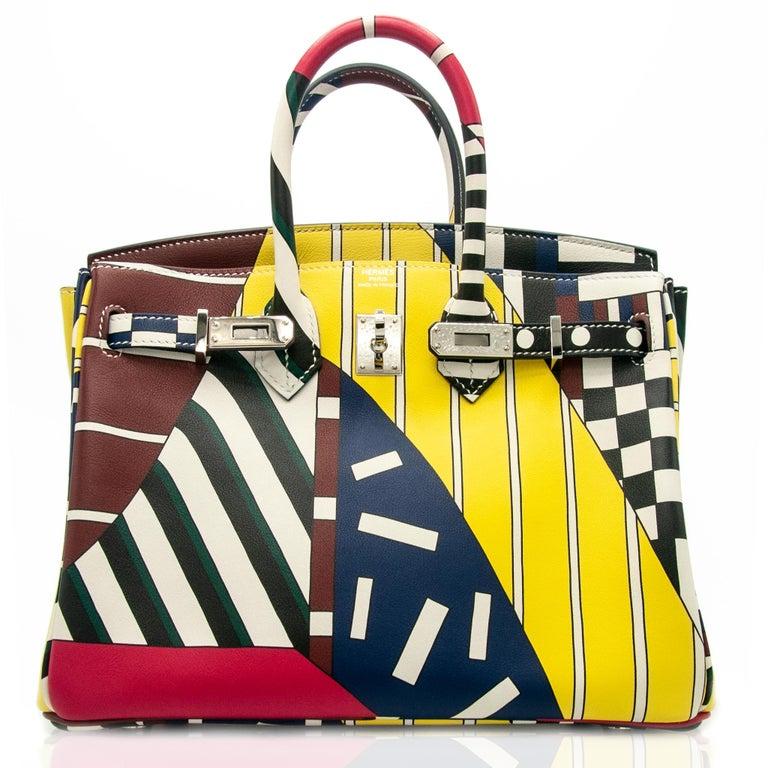 "Brand: Hermès  Style: Birkin Limited Edition ""One, Two, Three & Away We Go"