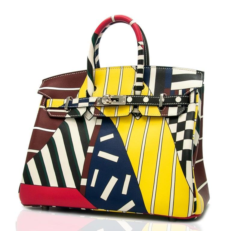 Hermès Birkin 25cm Swift Leather