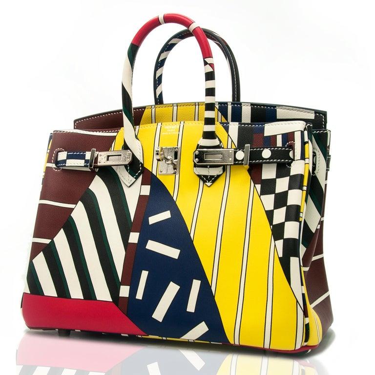 Women's or Men's Hermès Birkin 25cm Swift Leather