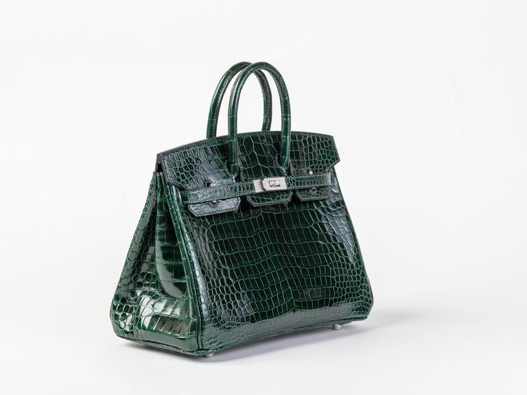 Hermes Birkin 25cm in classic color