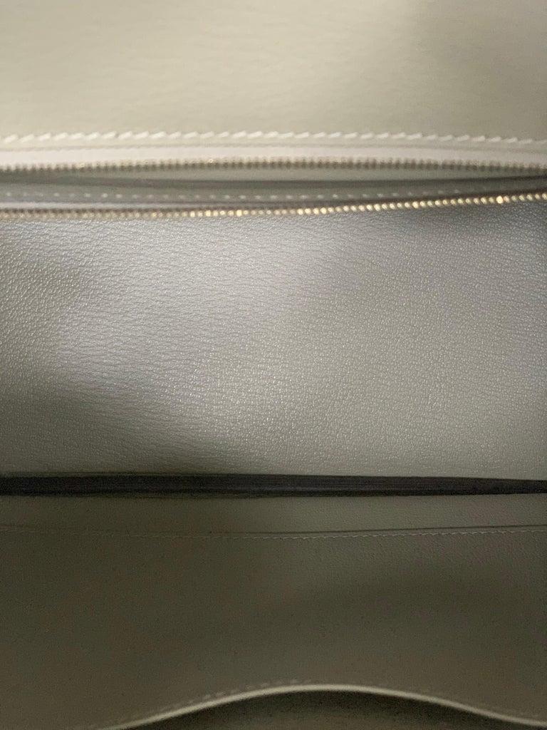 Hermes Birkin 30cm Sage Gold Hardware For Sale 4