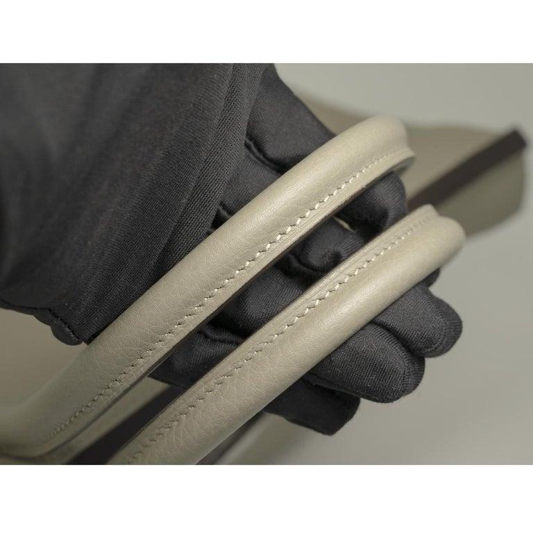 Hermes Birkin 30cm Sauge Clemence Leather Handbag 2016 COMES WITH RECEIPT, DUST  For Sale 6