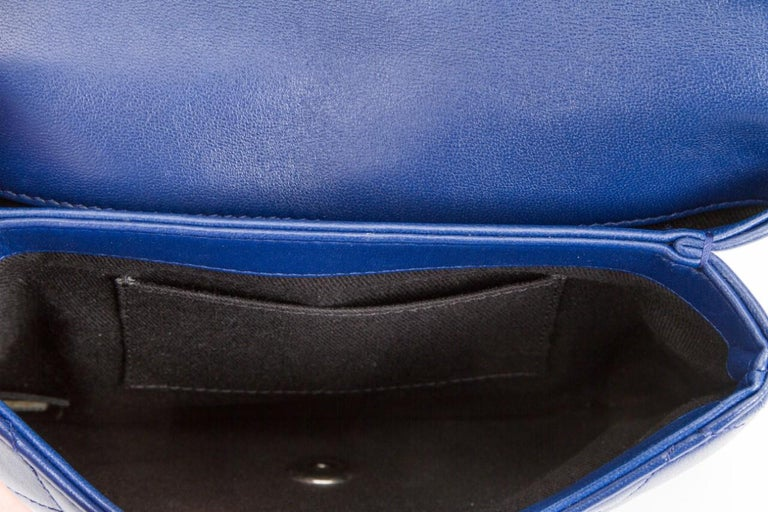 Women's Hermes Birkin 35 Blue De France Togo
